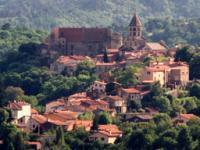 Le village de St Saturnin